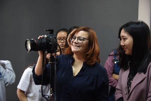 Lớp học nhiếp ảnh