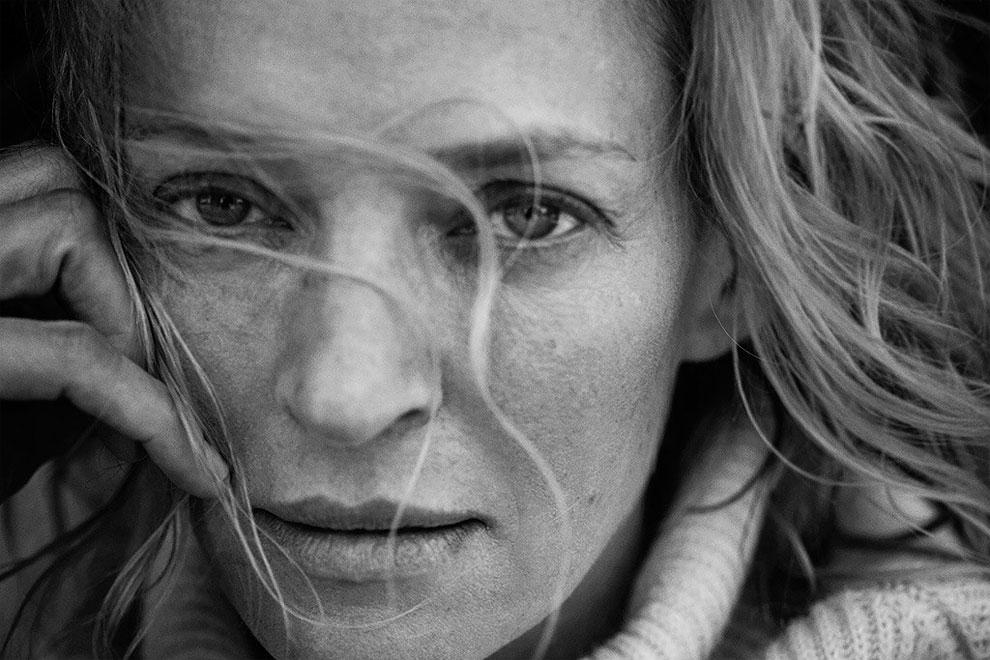 Chân dung mặt mộc của giai nhân Hollywood trong bộ ảnh lịch Pirelli 2017 ELLE VN
