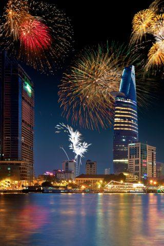 Tiệc tự chọn mừng Giáng sinh, Năm mới @Novotel Saigon Centre