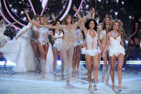 Các nàng thơ của Victoria's Secret trong bộ sưu tập mùa đông