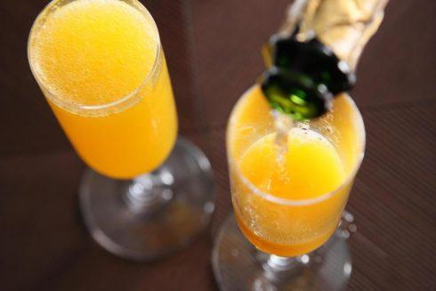 tiệc sáng Mimosa nhẹ nhàng