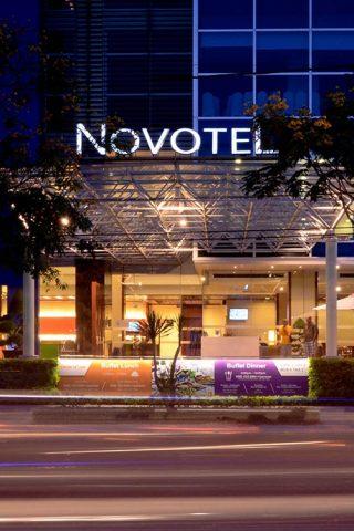Rộn ràng mùa lễ hội tại Novotel Nha Trang