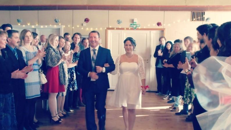 Tiệc cưới Châu Âu truyền thống - 03