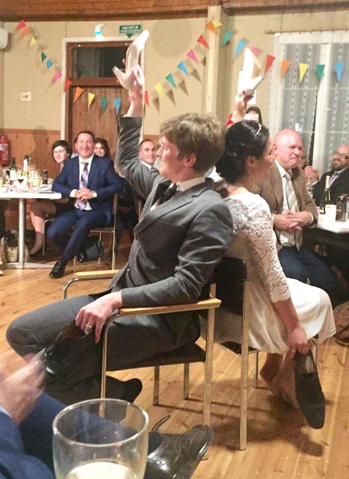 Tiệc cưới Châu Âu truyền thống - 09