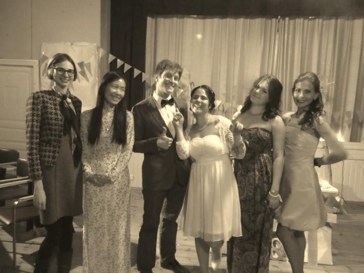 Tiệc cưới Châu Âu truyền thống - 12