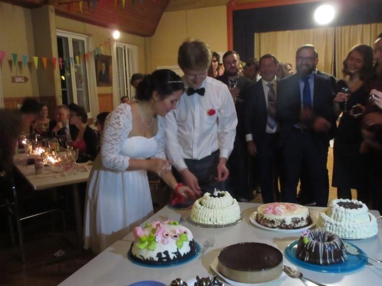 Tiệc cưới Châu Âu truyền thống - 16