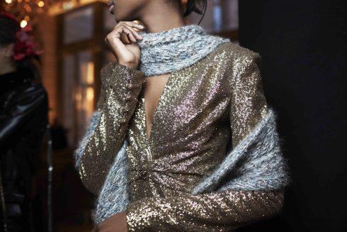 chất liệu trong bst thời trang chanel prefall 2017