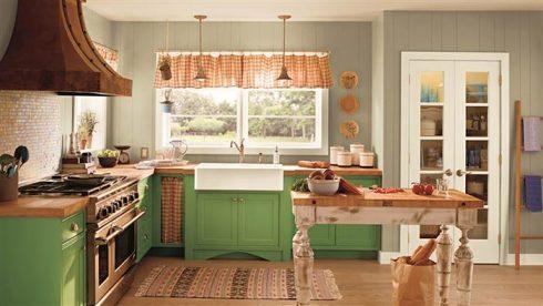 Greenery trong thiết kế nội thất