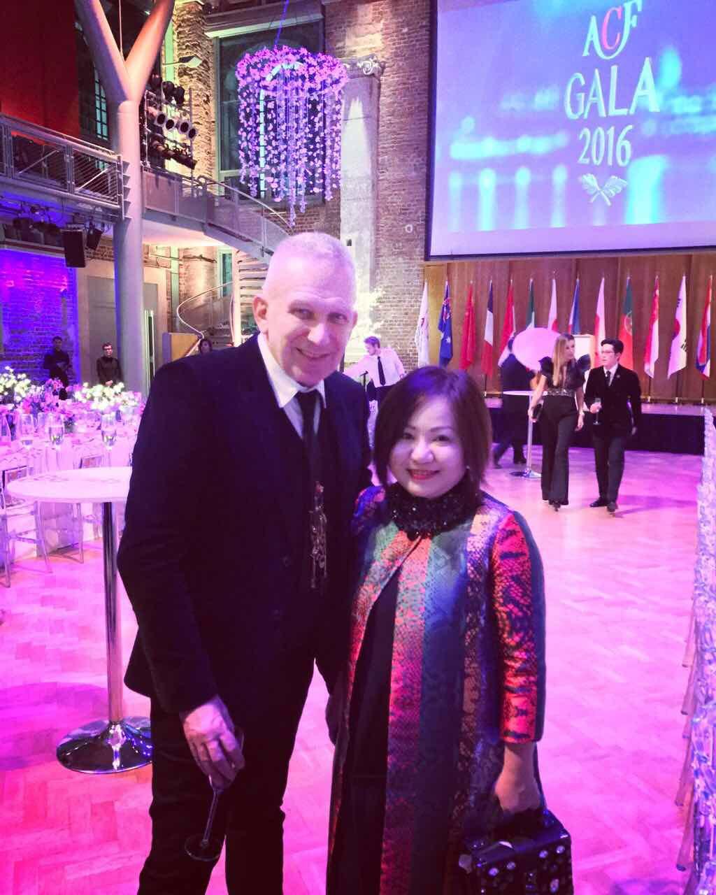 NTK Jean Paul Gaultier bày tỏ sự hào hứng trước thị trường thời trang Việt Nam