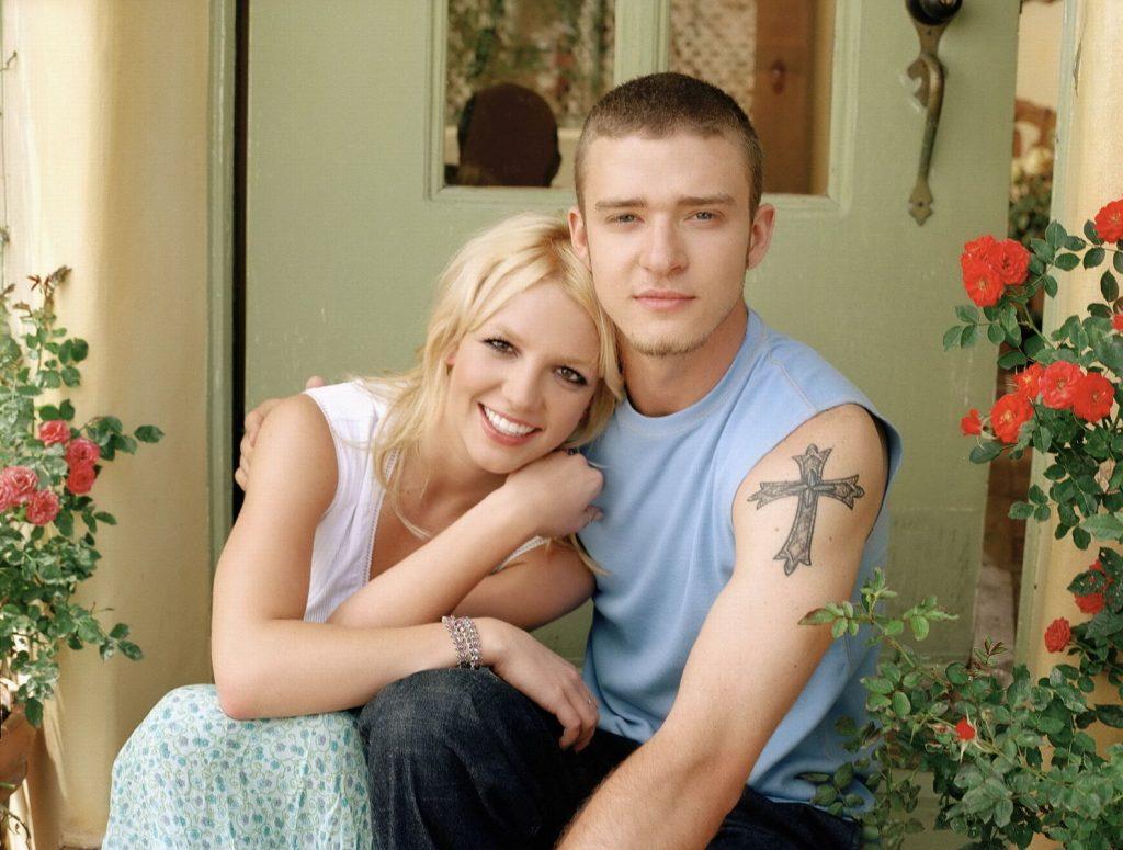 Britney Spears và Justin Timberlake từng là cặp đôi đáng yêu của giới showbiz.