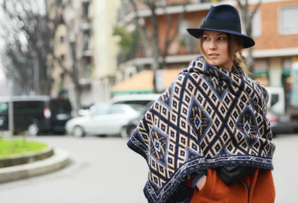 cách thắt khăn quàng cổ thời thượng cho phái nữ - elle vn