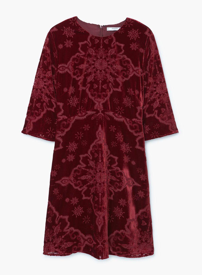 22 mẫu váy đẹp cho mùa Giáng sinh và năm mới