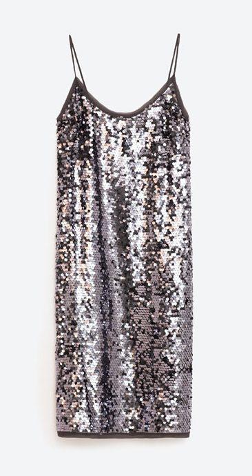 22 mẫu váy đẹp cho mùa Giáng sinh và năm mới - ZARA