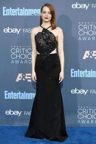 Ngắm thời trang sao Hollywood tại Critics's Choice Award 2016