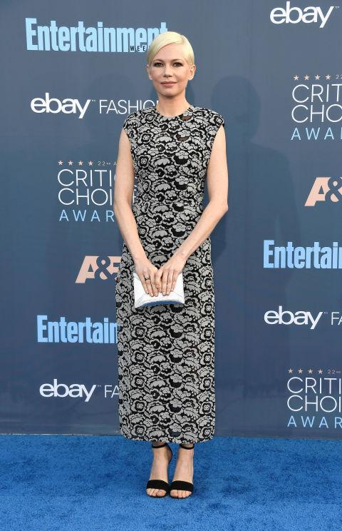 Ngắm thời trang sao Hollywood tại lễ trao giải Critics's Choice Award 2016 ELLE VN
