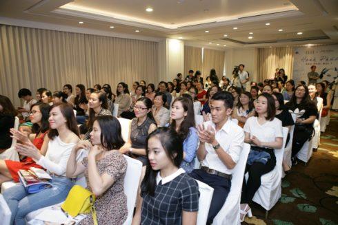 Shiseido tổ chức buổi chia sẻ: Hạnh phúc sao phải đợi? ELLE VN