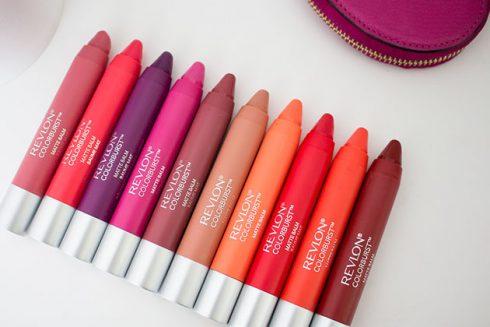 Top những cây son bút chì rực rỡ sắc màu - Revlon - ELLE VN