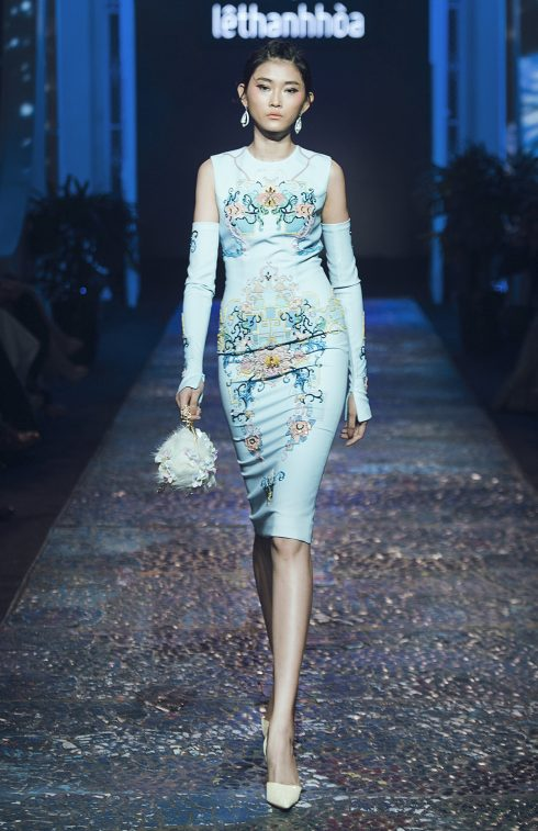 Người mẫu Kim Nhung