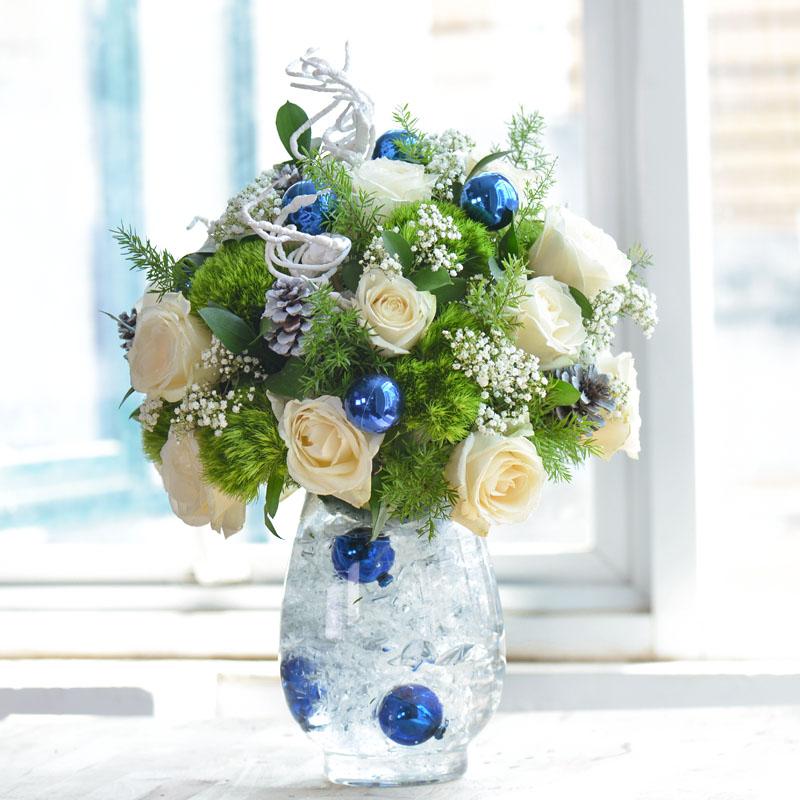 Giáng sinh ấm áp cùng sắc hoa Dalat Hasfarm