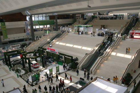 Hội chợ triển lãm quốc tế về công nghệ môi trường và sản phẩm sinh thái - EPIF 2017 dự kiến thu hút khoảng 250 tổ chức, doanh nghiệp.