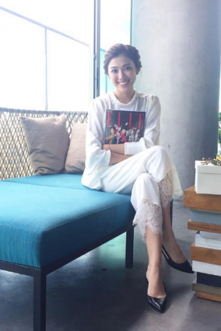 instagram@yumiduong1612 - Yumi Dương tại Pullman Saigon