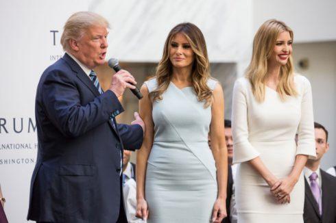Phong cách thời trang của bà Melania Trump có gì đặc biệt?