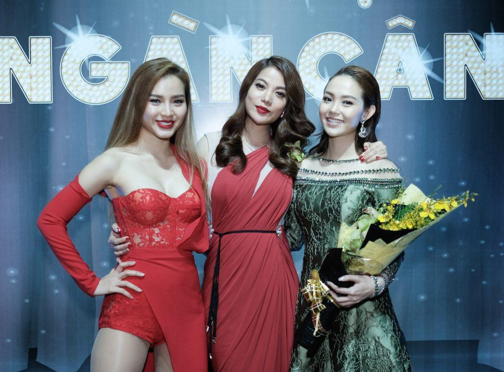 """Rocker Nguyễn, Minh Hằng làm cặp đôi trong """"Sắc đẹp ngàn cân"""" ELLE VN"""