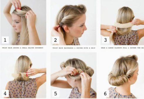 Vài phút biến hóa cùng các kiểu buộc tóc đẹp ELLE VN
