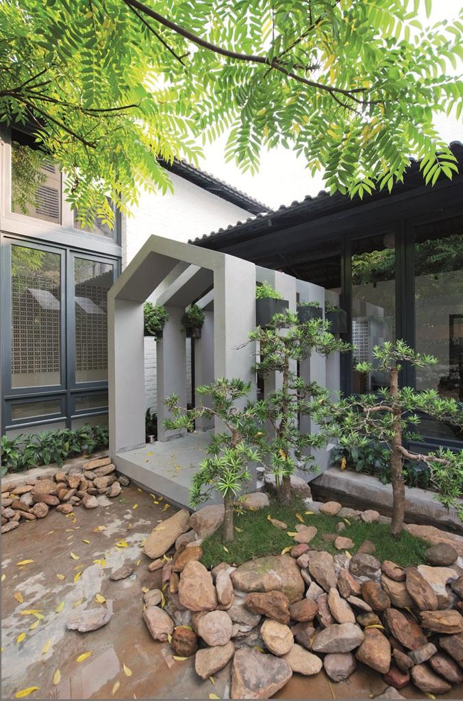 Kiến trúc sư Tạ Tiến Vĩnh - Kiến trúc cũng cần dũng cảm
