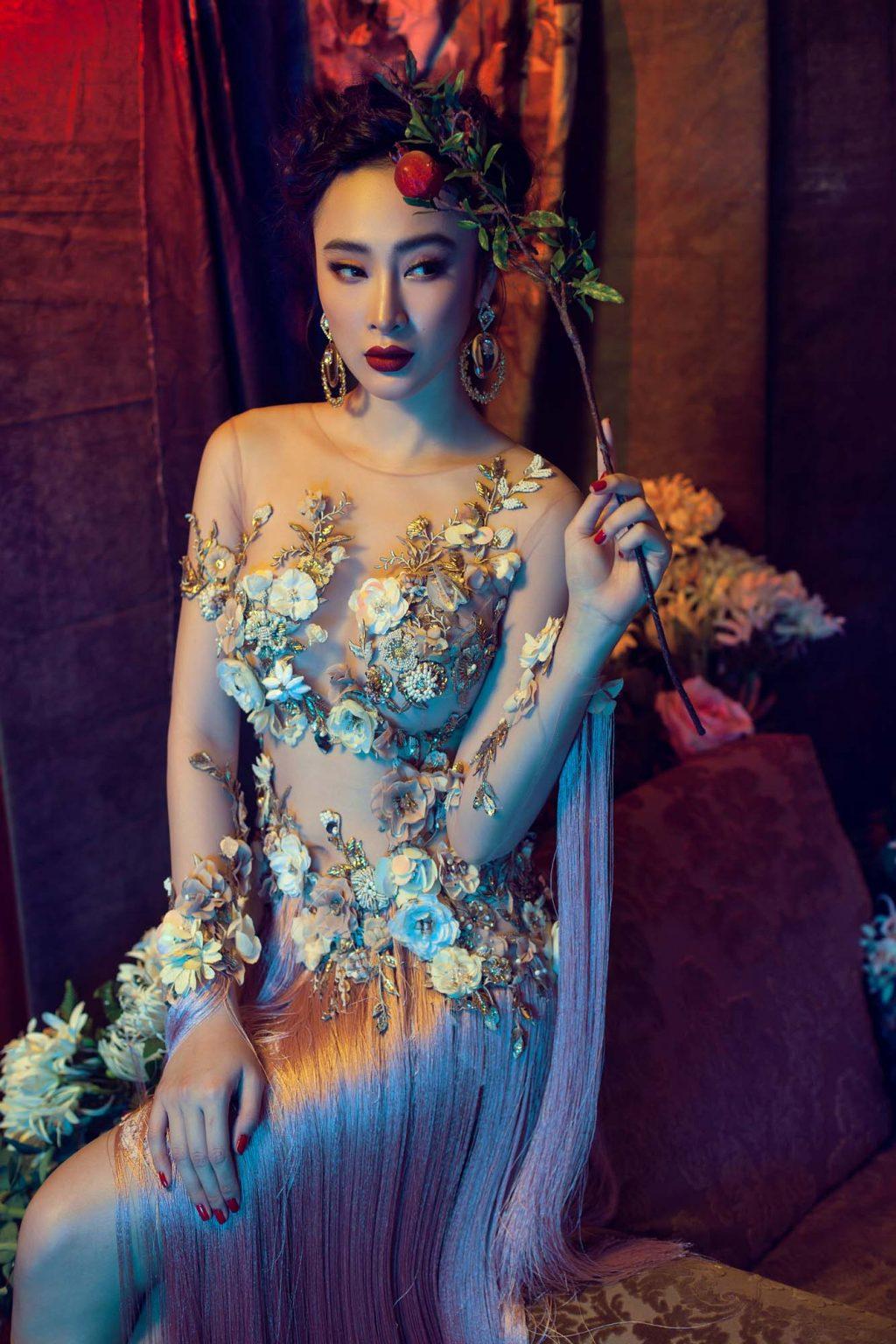 Angela Phương Trinh quyến rũ và ma mị qua ống kính của Tang Tang - 11