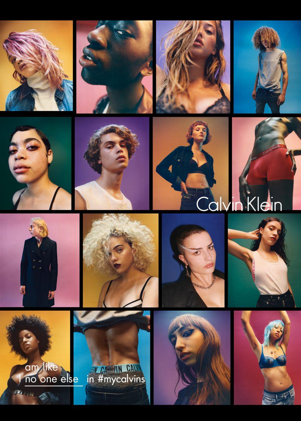 Chương trình End of season sales của CAlVIN KLEIN - 01