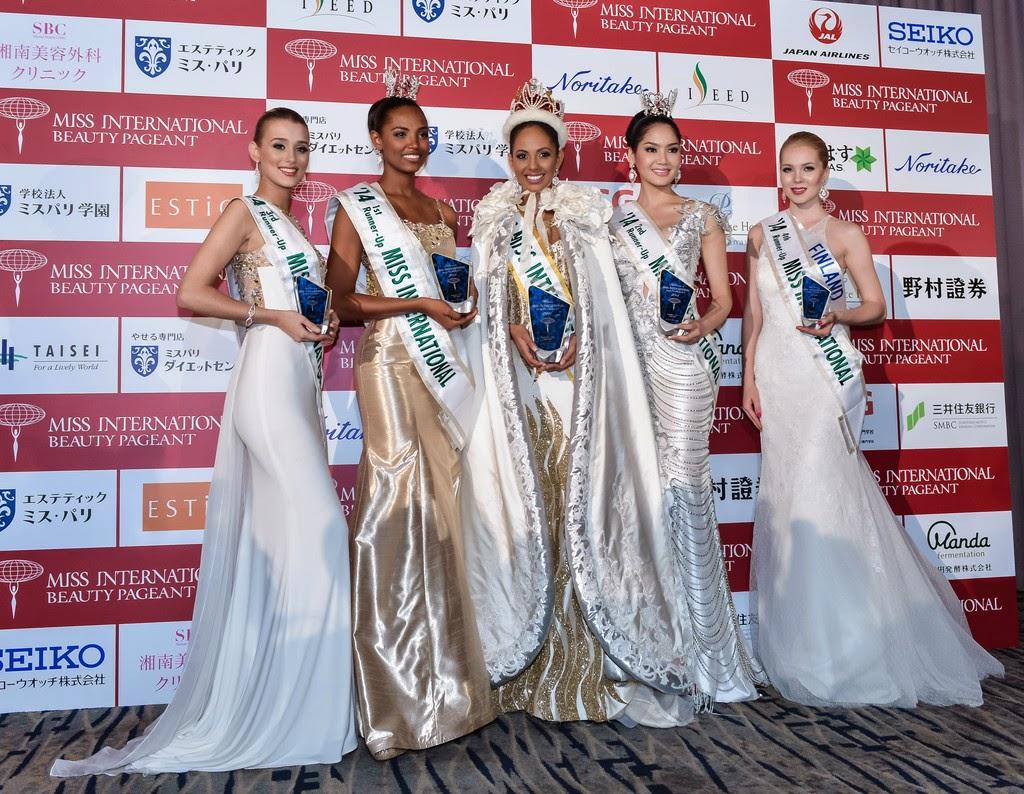 Hoa hậu Quốc tế