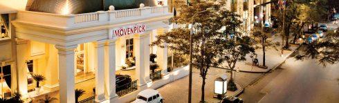 Tận hưởng trọn vẹn Tết Nguyên Đán tại Mövenpick Hà Nội với nhiều ưu đãi hấp dẫn.