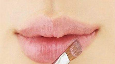 Cách sử dụng kem che khuyết điểm môi cho đôi môi hoàn hảo