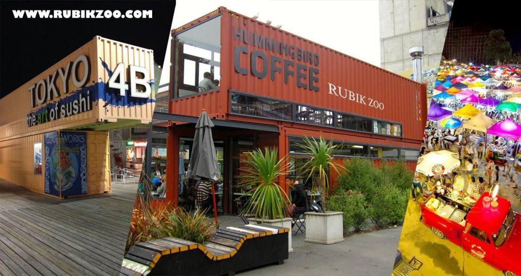 Dự án Khu giải trí ẩm thực mua sắm Rubik Zoo - 03