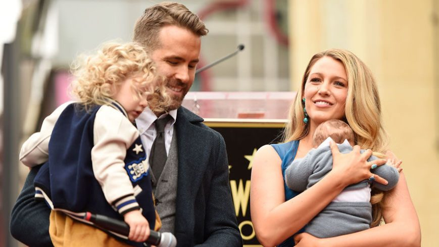 Blake Lively và Ryan Reynolds