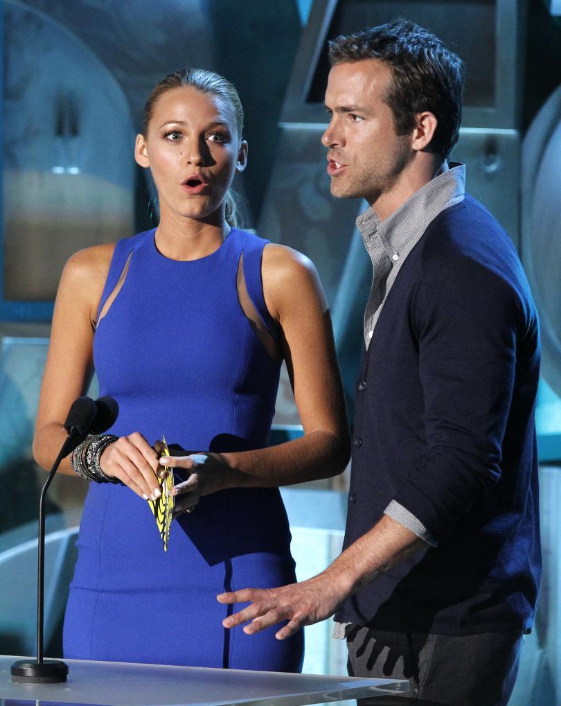 Blake Lively và Ryan Reynolds