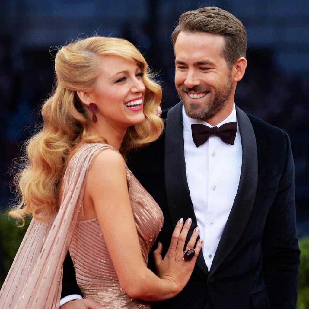 8 câu nói hay về tình yêu của cặp đôi Blake Lively & Ryan Reynolds