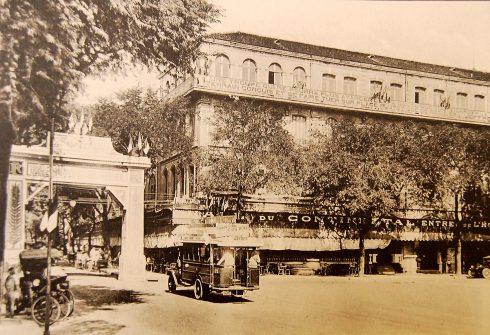 Thành lập vào những năm 1878 bởi Pierre Cazeau - một thương nhân người Pháp.