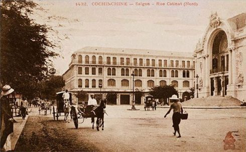 Continental đã trở thành điểm đến của giới chính khách, thượng lưu và các đại nhân vật nổi tiếng thời bấy giờ