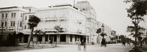 từ năm 1901, Metropole là khách sạn 5 sao đầu tiên tại Việt Nam, được coi là niềm tự hào của thủ đô thời bấy giờ.