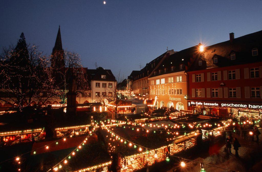 Lang thang chợ Giáng Sinh miền tây nam Đức - 01