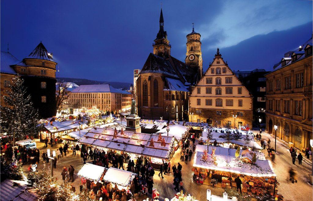Lang thang chợ Giáng Sinh miền tây nam Đức - 02