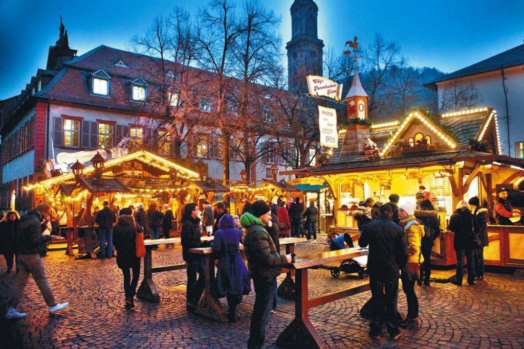 Lang thang chợ Giáng Sinh miền tây nam Đức - 05