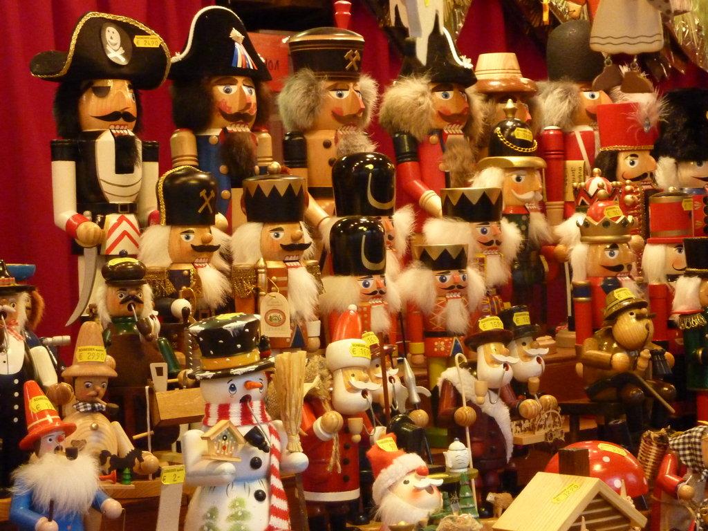 Lang thang chợ Giáng Sinh miền tây nam Đức - 06