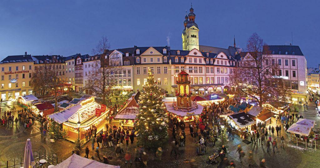 Lang thang chợ Giáng Sinh miền tây nam Đức - 07