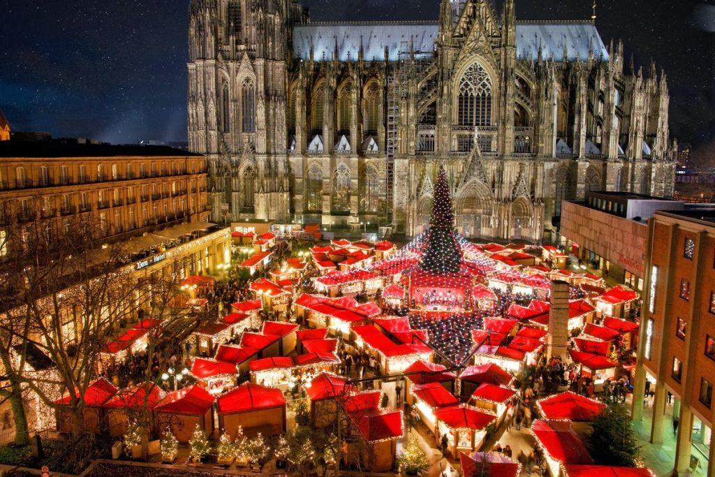 Lang thang chợ Giáng Sinh miền tây nam Đức - 08
