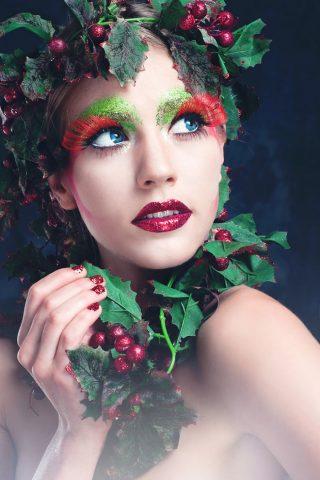 Bạn chọn phong cách trang điểm đẹp nào cho đêm Noel?