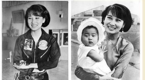 Những hình ảnh cảnh động của MC Nguyễn Cao Kỳ Duyên và mẹ