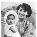 Những khoảnh khắc đẹp của MC Nguyễn Cao Kỳ Duyên và mẹ